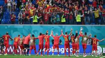 Bélgica vence Rússia na estreia no Grupo B - Sintra Notícias