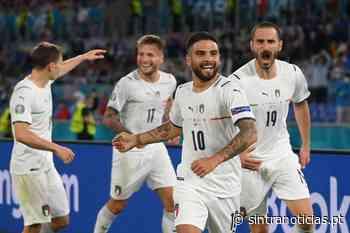 Itália vence Turquia no jogo de abertura do Euro2020 - Sintra Notícias