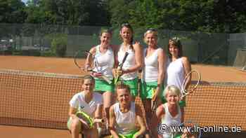 Tennis in Brandenburg: Erfolgreicher Tennis-Auftakt in Cottbus nach Corona-Pause - Lausitzer Rundschau