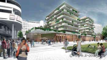 Brache in Cottbus: Neuer Plan für Cottbuser Stadtbrache – grünes Hochhaus an der Stadtpromenade - Lausitzer Rundschau