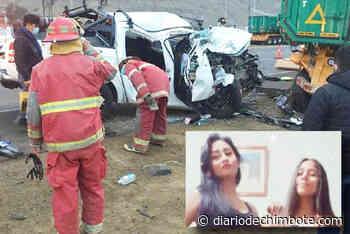 DOS HERMANAS DE COISHCO PIERDEN LA VIDA EN ACCIDENTE EN HUARMEY - Diario de Chimbote