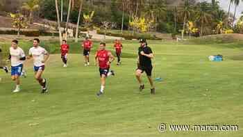 Amaury Vergara se suma a entrenar con las Chivas en su pretemporada - Marca Claro México