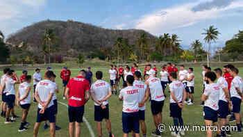 Amaury Vergara, de cerca en la pretemporada de Chivas - Marca Claro México