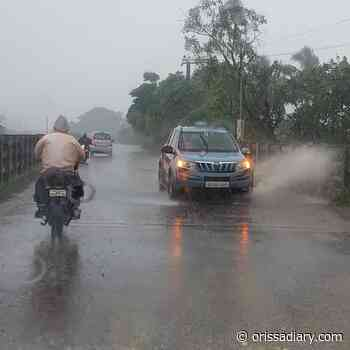 Low pressure forms over Northwest Bay of Bengal & Gangetic West Bengal coast; heavy rainfall creating flood like situation across Odisha - Odisha Diary