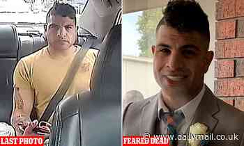Hells Angels associate still missing as police release photo of Kerry Giakoumis in Melbourne taxi
