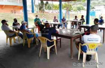 Planejamento para retomada de atividades no Centro Poliesportivo de Itaperuna - Defesa - Agência de Notícias