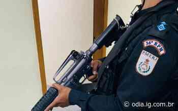 Miracema: Homem é preso por tráfico durante ação do 36° BPM - O Dia
