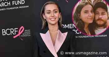 Miley Cyrus' Brother Braison Cyrus Welcomes 1st Child With Wife Stella McBride - Us Weekly