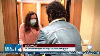 """Dar a Volta"": Horta na Porta - Record TV Europa"
