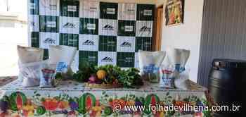 Emater lança projeto de horta doméstica e entrega kits para produtores em Pimenteiras do Oeste ⋆ Folha de Vilhena - Folha de Vilhena