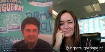 Assista agora, em exclusivo: Catarina Horta conversa com Fernando Alvim, que se considera um «gestor de pessoas» - Diário Digital