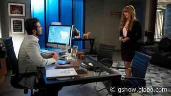 Em 'Salve-se Quem Puder', Alexia/Josimara revelará a Rafael que guarda mensagem de Kyra - gshow