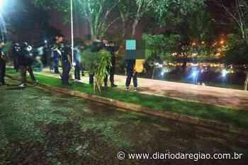 Guarda flagra aglomerações e festa em Rio Preto - Diário da Região