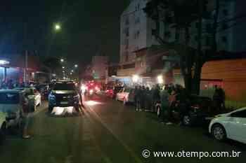 Guarda Municipal interrompe inauguração de bar que tinha 200 pessoas em Contagem - O Tempo