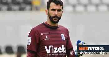 OFICIAL: Vizela renova com o guarda-redes Ivo Gonçalves | MAISFUTEBOL - Maisfutebol
