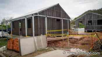 En fotos: así va la reconstrucción de Providencia tras paso de huracán - El Tiempo