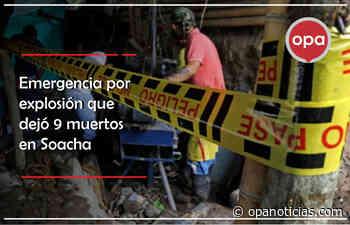 Tragedia: Explosión en mina de carbón en Soacha, Boyacá - Opanoticias