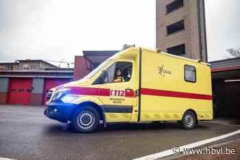 Fietser rijdt tegen hek in Tessenderlo - Het Belang van Limburg