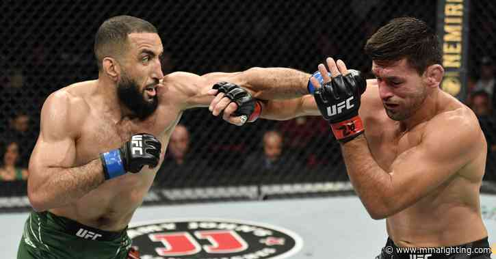 UFC 263 results: Belal Muhammad shuts down Demian Maia to win unanimous decision