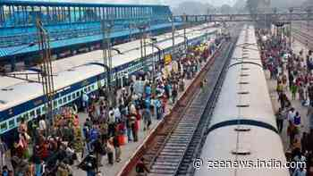 Platform ticket sales resume at 8 stations of Delhi division with a price hike, check details