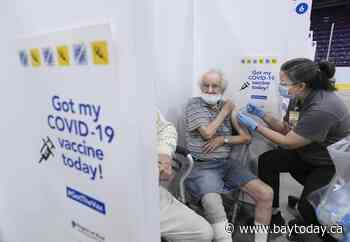 A look at COVID-19 vaccinations in Canada on June 12, 2021
