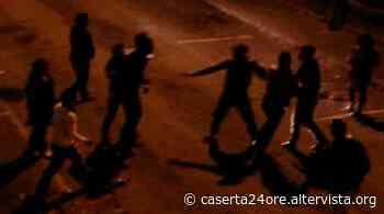 Santa Maria Capua Vetere. Movida violenta all'Anfiteatro. Servono misure urgenti. – www.caserta24ore.it - Caserta24ore IlMezzogiorno Quotidiano