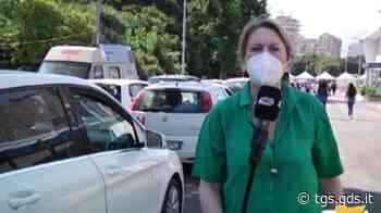 Tamponi e vaccini AstraZeneca, il punto alla fiera di Palermo - TGS