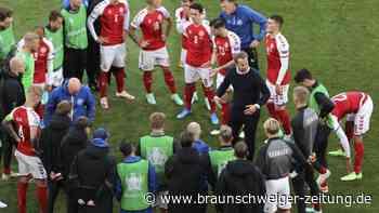 Nach Eriksen-Schock: Psychologische Hilfe für dänisches Team