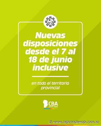 Covid-19: rigen en Villa Carlos Paz las nuevas restricciones hasta el 18 de junio - La Jornada Web
