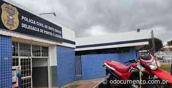 Polícia Civil identifica suspeito e recupera motocicleta furtada em Pontes e Lacerda - O Documento