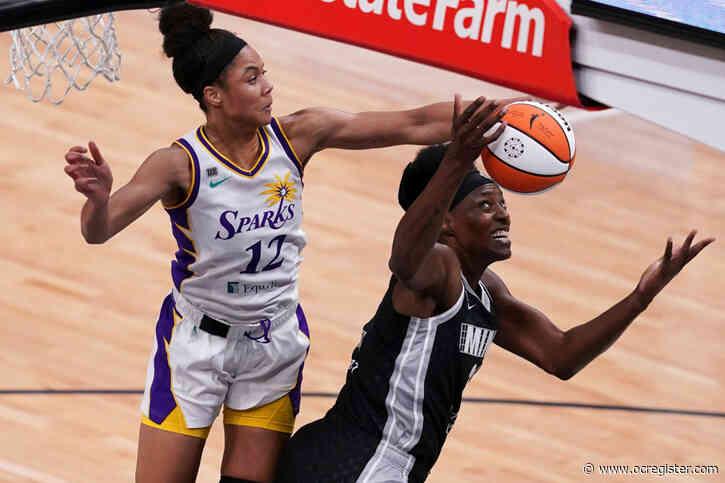 Lynx beat Sparks, spoil Seimone Augustus' return to Minnesota