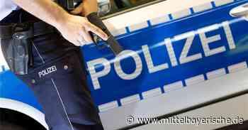 Mit Pistole Autofahrer im Hochweg bedroht - Regensburg - Nachrichten - Mittelbayerische