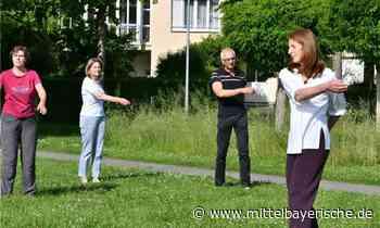 Kostenlose Sportstunden im Park - Regensburg - Nachrichten - Mittelbayerische