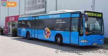 Medican: Testbusse waren nicht genehmigt - Landkreis Regensburg - Nachrichten - Mittelbayerische
