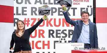 Presseclub in Regensburg - Endres und von Brunn wollen die Bürger auf der Straße treffen - idowa