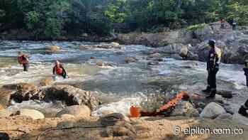 Encuentran cadáver en el río Guatapurí - ElPilón.com.co