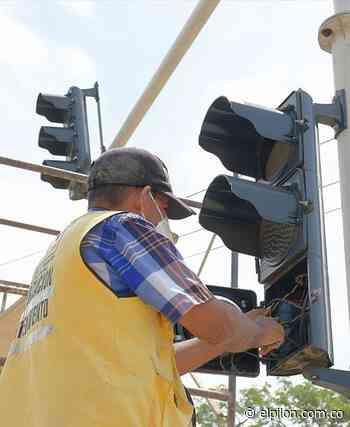 ¿Se instalarán más semáforos en Valledupar? - ElPilón.com.co