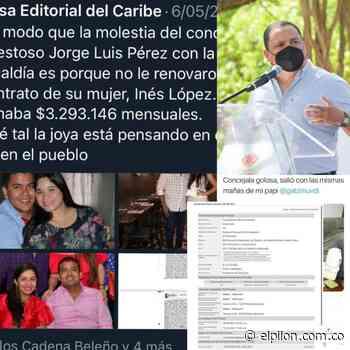 ¿Fuego amigo? El polémico contrato del Concejo de Valledupar - ElPilón.com.co