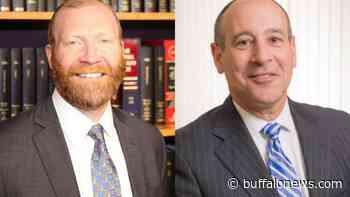 Judicial candidates to speak at Niagara Falls forum - Buffalo News
