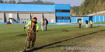 Espaços esportivos de Guararema são revitalizados - O Diário