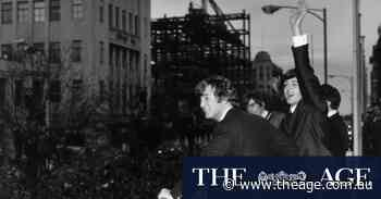 From the Archives, 1964: Hundreds hurt in wild crush to see The Beatles