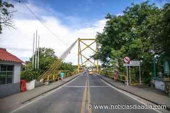 Restringen uso del puente Ospina Pérez en Girardot, Cundinamarca - Noticias Día a Día