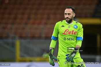 David Ospina tiene tentativa oferta para deja el Napoli - La FM