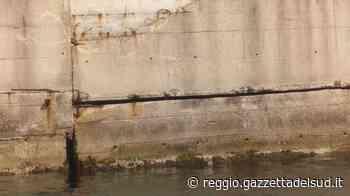"""Villa San Giovanni, i diportisti: """"Cedimenti strutturali al molo sottoflutto"""" - Gazzetta del Sud - Edizione Reggio Calabria"""