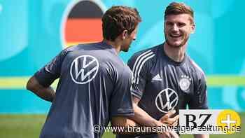 Timo Werner: Im DFB-Team sucht er noch seine Rolle