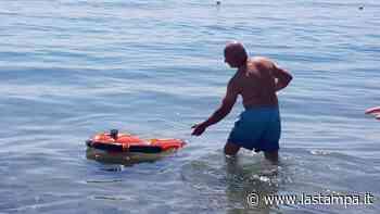 """Alassio, per il soccorso in mare ora è in arrivo il """"drone delfino"""" - La Stampa"""