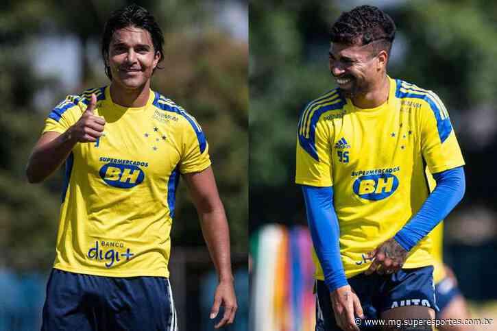 Mozart rasga elogios e diz que conta com Moreno e Marcinho no Cruzeiro - Superesportes