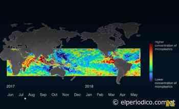 Microplásticos se acumulan en el océano Pacífico en el verano - elPeriódico (Guatemala)