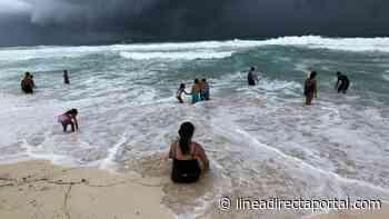 ¡Cuidado! Zonas de baja presión en el Pacífico aumentan potencial ciclónico ¿A dónde se dirigen? - LINEA DIRECTA