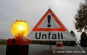 Schon wieder Unfall auf der B26 zwischen Laufach und Lohr - Main-Echo
